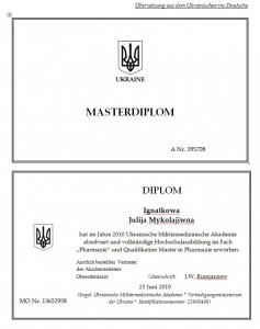 Magistr Diplom